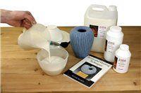 Scarva Raw Materials Wax Emulsion / Resist