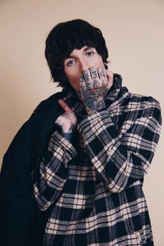 Oliver Sykes // BMTH