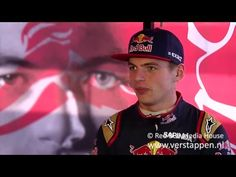 Interview with Max Verstappen at the Barcelona test, 01/03/2016 - YouTube