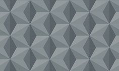 Glitter Geometric Grey and Black wallpaper by Albany
