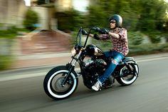 Stock Sportster to Retro Bobber - Step by Step - Harley Davidson Forums