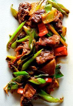 Sichuan Three Pepper Chicken