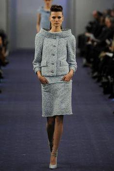 Défilé Chanel Printemps-été 2012 - Diaporama photo