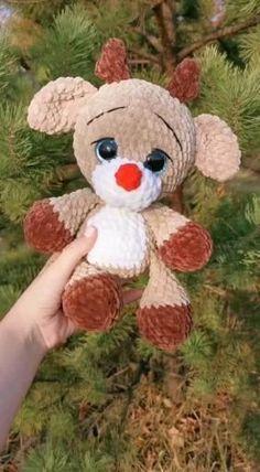 Kawaii Crochet, Cute Crochet, Crochet Crafts, Crochet Projects, Crochet For Kids, Crochet Patterns Amigurumi, Easy Crochet Patterns, Crochet Dolls, Newborn Crochet Patterns