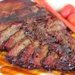 Drunk Brisket with a Bacon BBQ Sauce is still holding strong as one of my most popular posts. Tender, melt in your mouth brisket in a rich bacon BBQ sauce! Traeger Recipes, Grilling Recipes, Meat Recipes, Grilling Tips, Braised Brisket, Smoked Brisket, Bbq Brisket, Smoked Beef, Pork