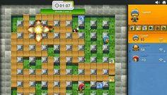 Exploders é o nome deste jogo gratuito com uma mecânica semelhante à do velhinho bomberman.