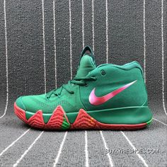 98e88bf5aa9 Nike Kyrie 4 London Owen 4 943807-611 Size Best. Irving Shoes ...