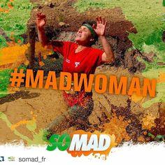 Ca y est  je suis inscrite à la @somad_fr de Bombannes pour 12km de pur bonheur de boue et de course  Je vais devenir une #MadWoman Quelqu'un y sera par ici ? Faites moi signe   #run #runners #running #teamnémésis64 #instarun #instarunning #instarunner #spartanrace #coursedobstacles #sport #sportmotivations #cardio #endurance #entrainement #runaddict #training #instatraining #train #halteres #bras #renforcementmusculaire #instasport #sportbloggers #frenchblogger #somad #bombannes by…