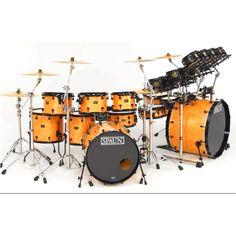 Custom Spaun Drum Kit