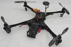 Spider FPV Arducopter GPS F450 Quadcopter Fully Built-010