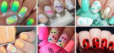 The Cutest Summer Nail Designs For Beginners