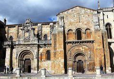 Basilica de San Isidoro. León.  http://www.travelnova.es/wp-content/uploads/2011/12/Real-Colegiata-Bas%25C3%25ADlica-de-San-Isidoro-en-Le%25C3%25B3n-Espa%25C3%25B1a.jpg