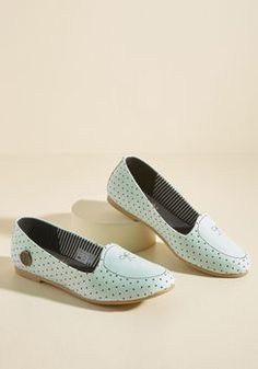 Loly in the sky Flats But Not Least Loafer