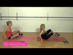 Tracy Anderson: Workout for Venus