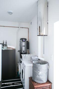 Chute på tvätten i ett enfamiljshus - Ja eller nej? Laundry Room Design, Home Room Design, Dream Home Design, House Design, Laundry Chute, Laundry Closet, Laundry Shoot, Home Fix, Home Budget