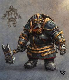 Warhammer Ironbreaker Dwarves