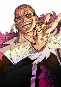 One Piece, Gild Tesoro