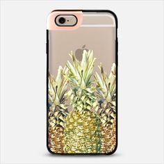 Pineapple Paradise - Metaluxe iPhone 6 Case by Lisa Argyropoulos get $10 off using code: H5E5FU