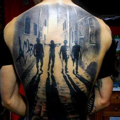 Awesome 3D-Tattoo!!!