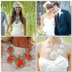 bridal statement necklace collana sposa matrimonio wedding sposa jewellery