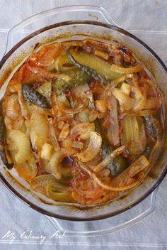 My Culinary Art: Karkówka po cygańsku Pork Recipes, Cooking Recipes, Healthy Recipes, Good Food, Yummy Food, Pork Dishes, Frugal Meals, My Favorite Food, Food To Make