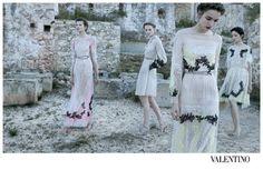 Gorgeous ad campaign Valentino 2012