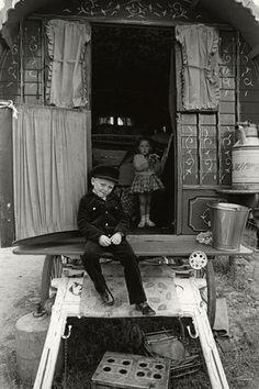 Dave Thomas, Appleby Horse Fair, ca. 1969.