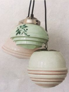 Old Swedish Lamps