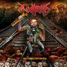 Antcorpus – Na Terra Do Metal