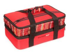 CASSEROLE DISH CARRIER Rachael Ray Expandable Lasagna Lugger $32.99