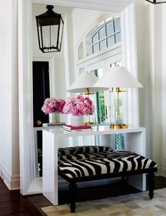 pink peonies make any space better