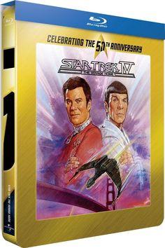 Star Trek IV : Retour sur terre - Blu-ray STEELBOOK Director s Cut -