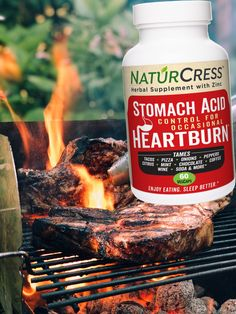 NaturCress is simply garden cress seed and zinc in fast-acting capsules. Drug-free, natural and guaranteed. Free shipping too. Natural Heartburn Relief, Coffee Wine, Cress, Stomach Acid, How To Eat Better, Drug Free, Natural Remedies, Herbalism, Acting