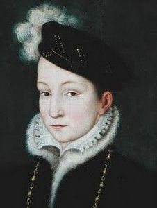 The marriage of Francis II, the Dauphin of France and Mary Stuart took place on Sunday, April 24, 1558 at the Cathedral of Notre Dame in Paris.