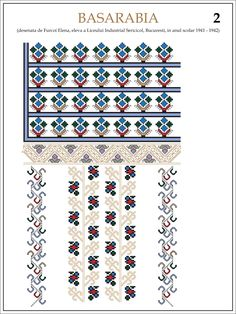 eleva - ie Basarabia (JPEG Image, 1200 × 1600 pixels) — Масштабоване Embroidery Motifs, Traditional Design, Cross Stitching, Beading Patterns, Pixel Art, Cross Stitch Patterns, Diy And Crafts, Quilts, Fabric