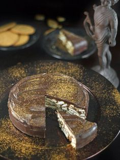 Chocolate Biscuit Cake Recipe - Re-create Prince William's groom's cake in your own kitchen. This cake is rich, chocolatey and, best of all, easy to make. Cupcakes, Cupcake Cakes, Chocolate Biscuit Cake, Chocolate Desserts, Chocolate Lovers, Chocolate Chips, Sweet Recipes, Cake Recipes, Dessert Recipes