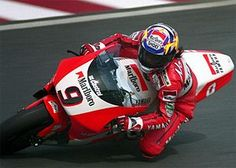 Norick Abe 1996 JapanGP「ろっしふみ」