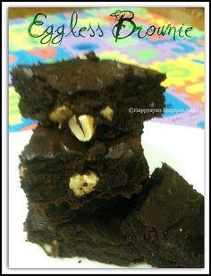 no egg moist brownie