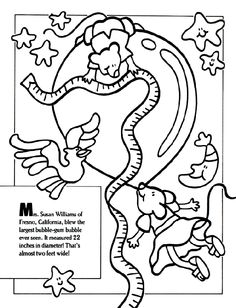 Frozen Magic Coloring Pages