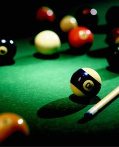 Billards. I Used To Play Leagues U0026 Tournaments, Including State Tournaments.