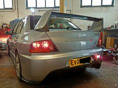 Stunning low milage 2007 Mitsubishi Lancer Evo 9 Fq340 in silver, Huge spec, 54k miles (will go up slightly as car is used regulaly), Fsh, Comes with all the original Ralliart books and manuals supplied when new, and a folder full of receipts dating back to when car was new. | eBay!