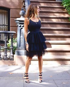 SJP's Instagram Looks Exactly Like a Sex and the City Flashback, but It's Not