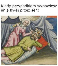 Classical Art Memes, History Memes, Medieval Art, Man Humor, The Funny, Haha, Disney Characters, Fictional Characters, Aurora Sleeping Beauty
