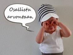 Amalian Helmiä: Lorua pojalle + arvonta