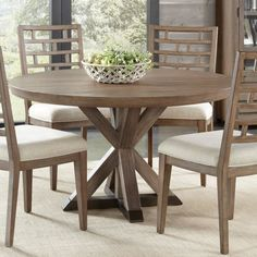 Found it at Wayfair - Lyons Dining Table