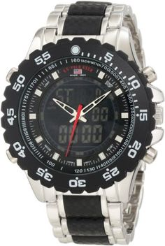 65874f68fdd US Polo Assn Classic Mens US8161 SilverTone Watch     You can find more  details