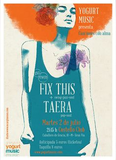 Fix This - Taera by Oscar Gimenez