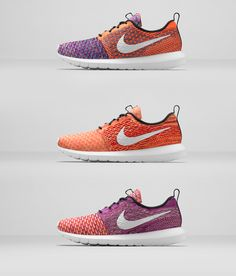 huge discount 487d9 56b72 Nike Roshe Flyknit Limited Edition