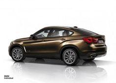 2014 BMW X6 Individual