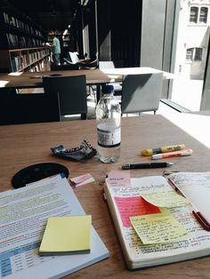 day at the library.Exam month, 50 days of p… study-w-alex: in der Bibliothek. Studyblr, Lerntyp Test, Study Organization, E Learning, School Study Tips, School Tips, Work Motivation, College Motivation, Study Space